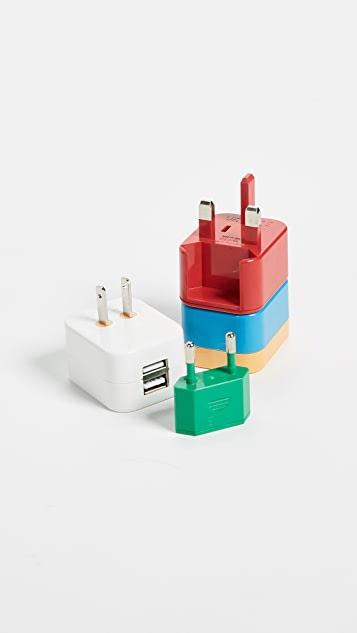 Flight 001 5-in-1 Universal Adapter