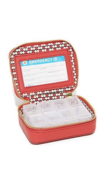 Flight 001 T5 Series Pill Case