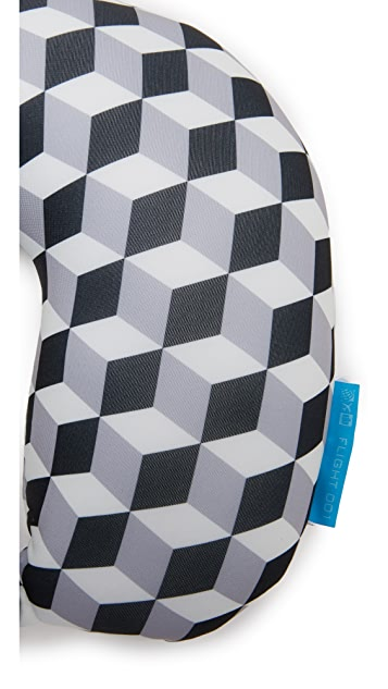 Flight 001 Printed Neck Pillow