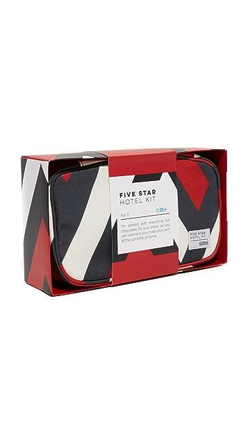 Flight 001 Five Star Hotel Kit