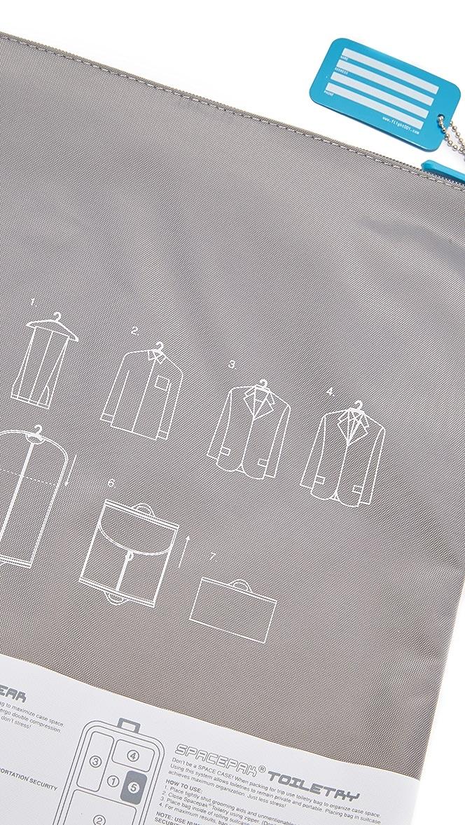 Grey Flight 001 Spacepak Suiter Compression Packing Bag