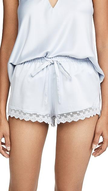 Flora Nikrooz Victoria 软缎短裤