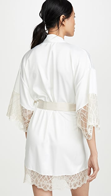 Flora Nikrooz Gabby 软缎礼服