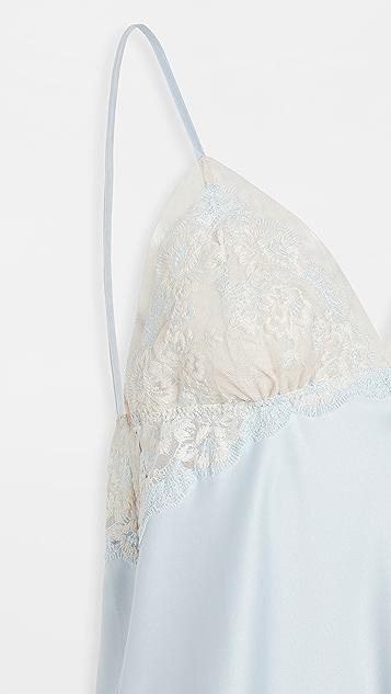 Flora Nikrooz 蔷薇软缎衬裙