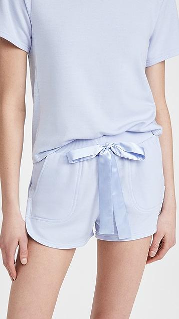Flora Nikrooz Blaire 短裤睡衣套装
