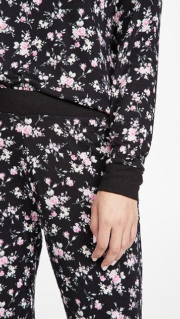 Flora Nikrooz Maddie Mini Floral PJ Set