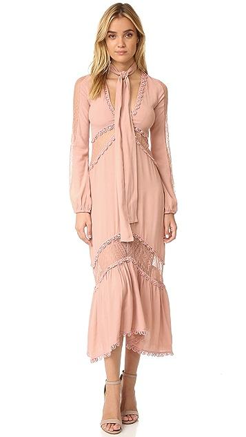 For Love & Lemons Lilou Dress