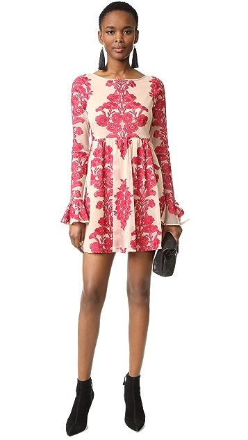 For Love & Lemons Temecula Mini Dress