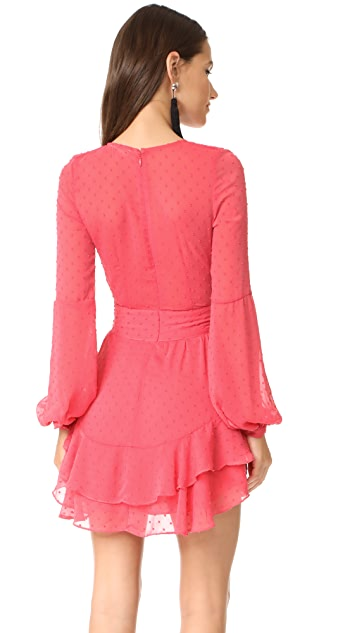 91957c655919 ... For Love   Lemons Tarta Long Sleeve Mini Dress ...