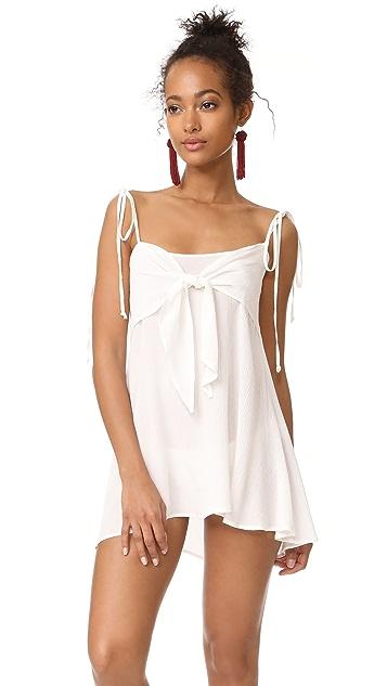 For Love & Lemons Toledo Mini Dress