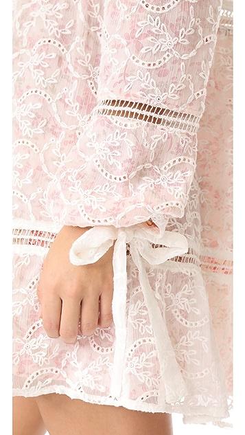 For Love & Lemons Sweet Disposition Dress