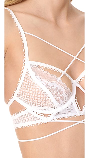For Love & Lemons Vega Underwire Bra