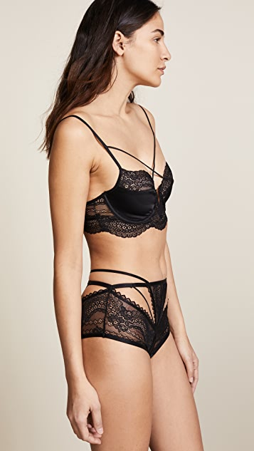 For Love & Lemons Karina Underwire Bra