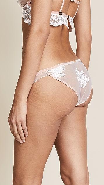 For Love & Lemons Noemi Ruffle Panties