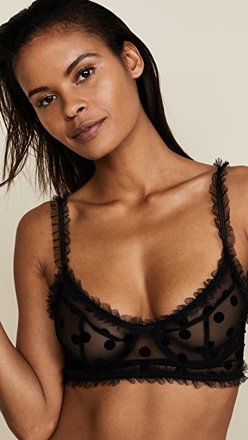 For Love & Lemons Romy Underwire Bra
