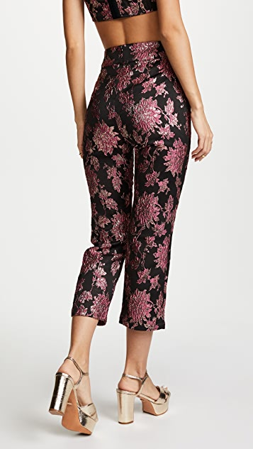 For Love & Lemons Luella Cigarette Pants