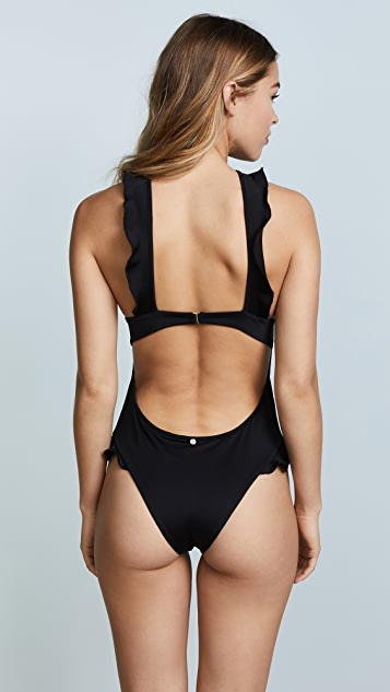 For Love & Lemons Rodeo Keyhole One Piece
