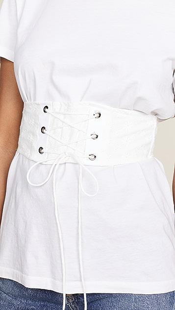 For Love & Lemons Poppy Corset Belt