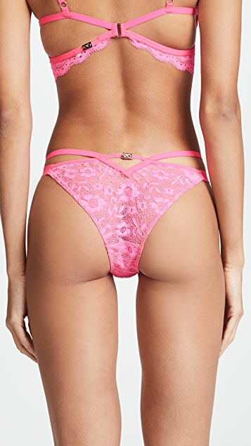 For Love & Lemons Havana Lace Panty
