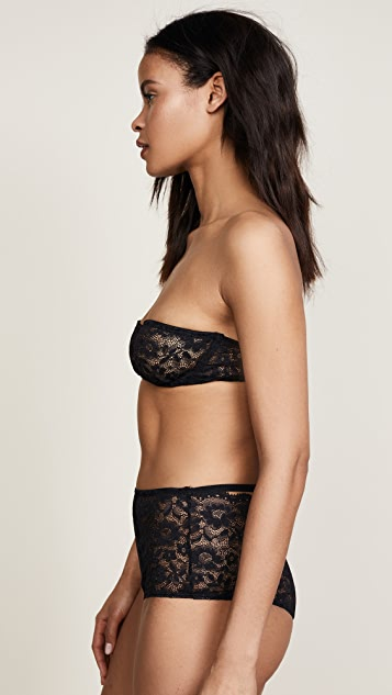 For Love & Lemons Havana Demi Underwire Bra