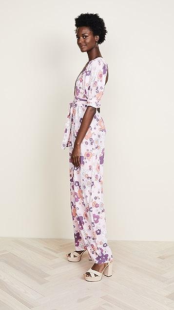 For Love & Lemons Magnolia Maxi Dress