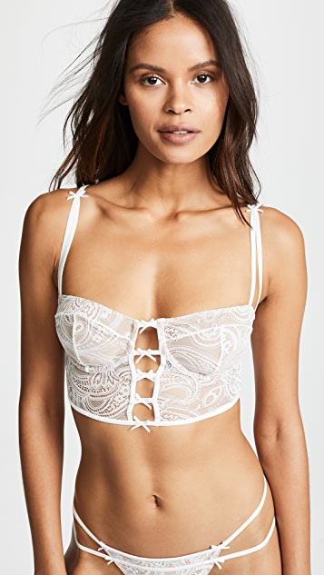 3dd05276735c2 For Love   Lemons Sophie Corset Bra