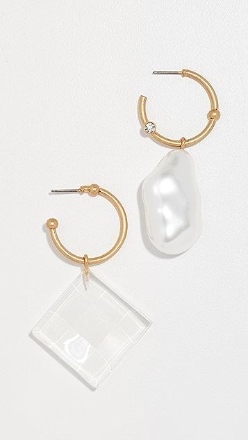 For Love & Lemons Isabel Earrings