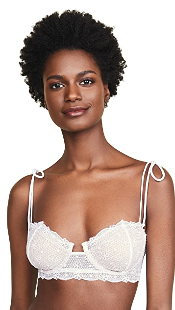 For Love & Lemons Elle Underwire Bikini Top