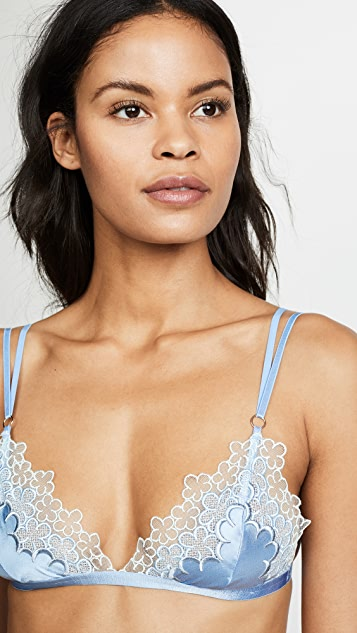 For Love & Lemons Nanette Triangle Bra