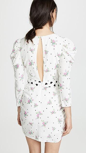 For Love & Lemons Мини-платье Mabel