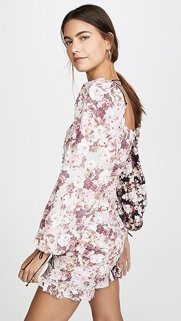 For Love & Lemons Houston Mini Dress