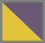 желтый/фиолетовый