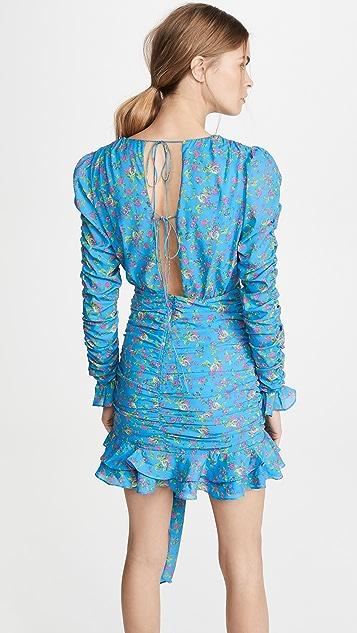 For Love & Lemons Мини-платье Bahama