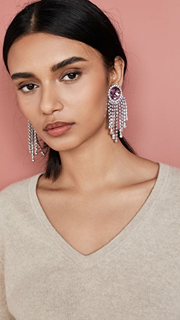 For Love & Lemons Amelie Earrings
