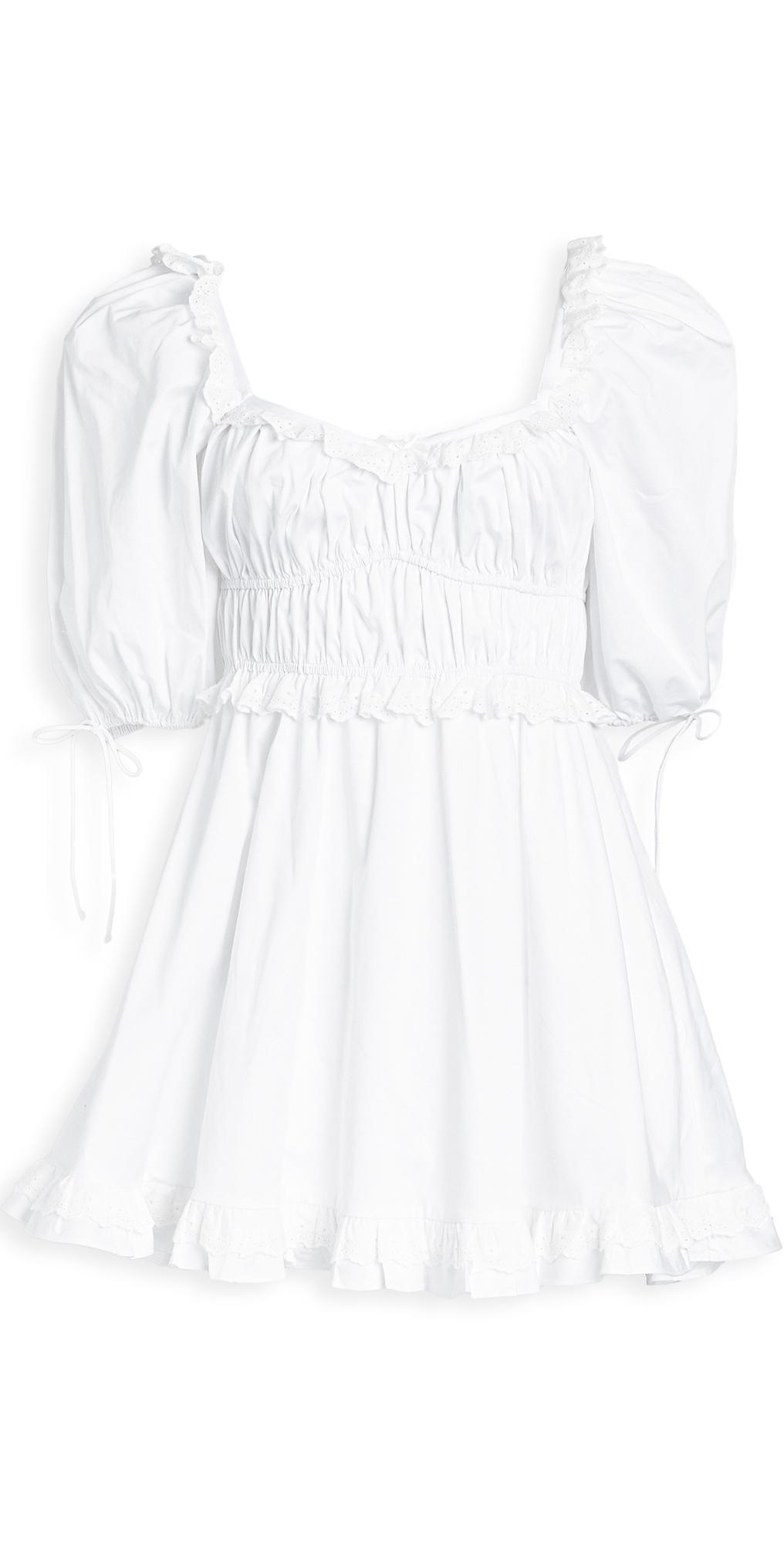 For Love & Lemons Jackson Mini Dress