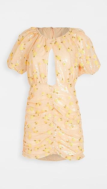 For Love & Lemons Ryder Sequin Mini Dress