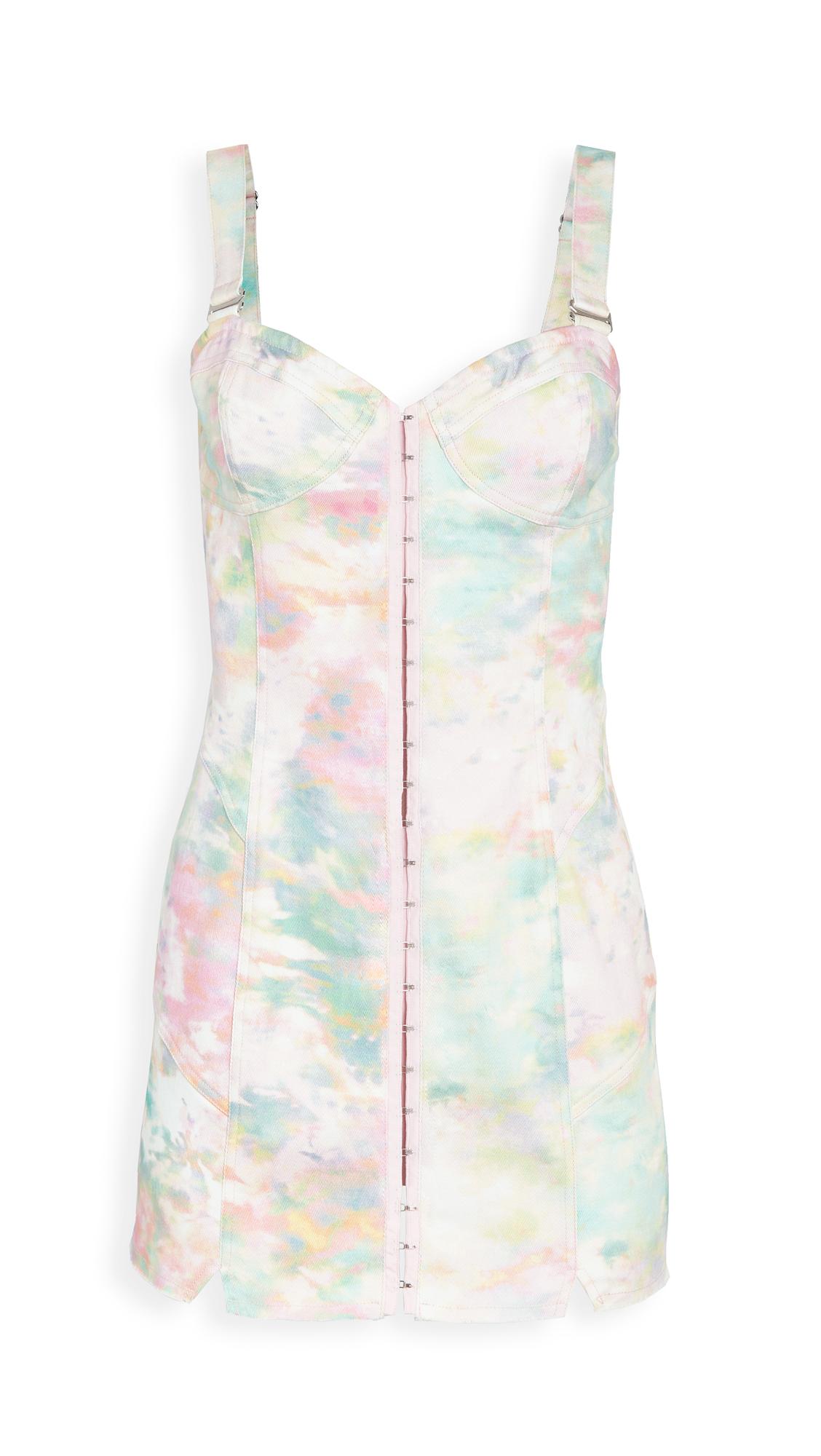 For Love & Lemons Smythe Mini Dress