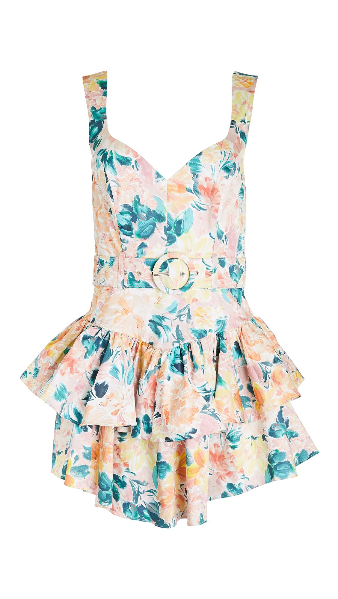 For Love & Lemons Holis Mini Dress