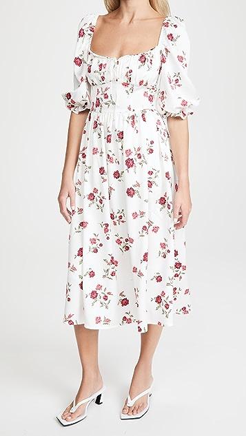 For Love & Lemons Rosie Maxi Dress