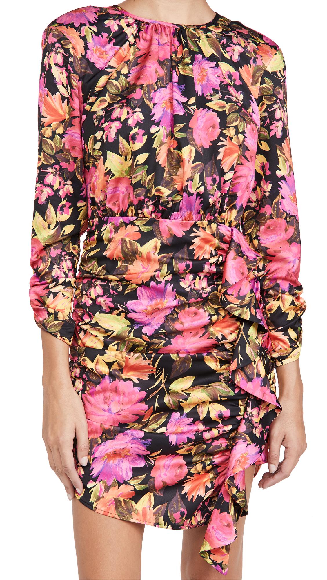 For Love & Lemons Dakota Midi Dress