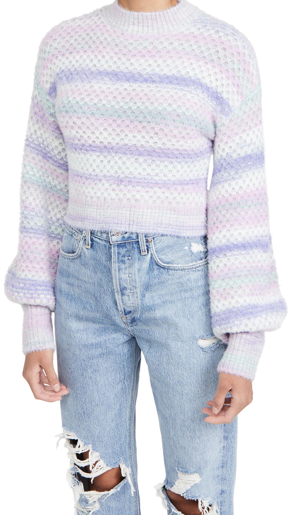 For Love & Lemons Kara Sweater