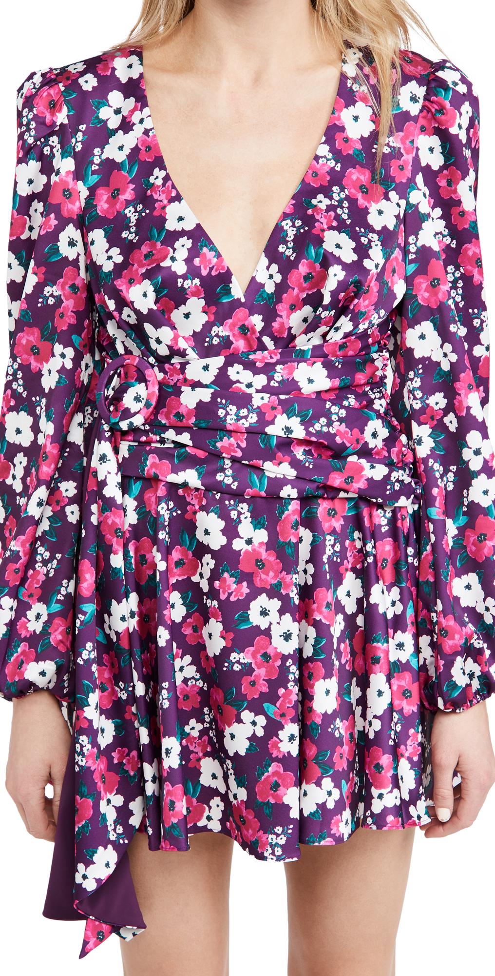 For Love & Lemons Hallie Mini Dress