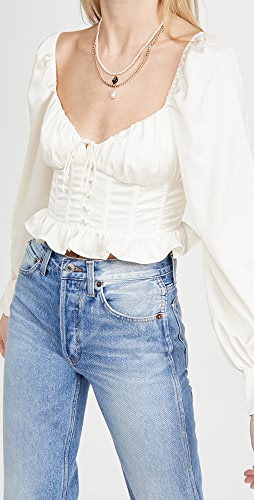 For Love & Lemons - Carina Blouse