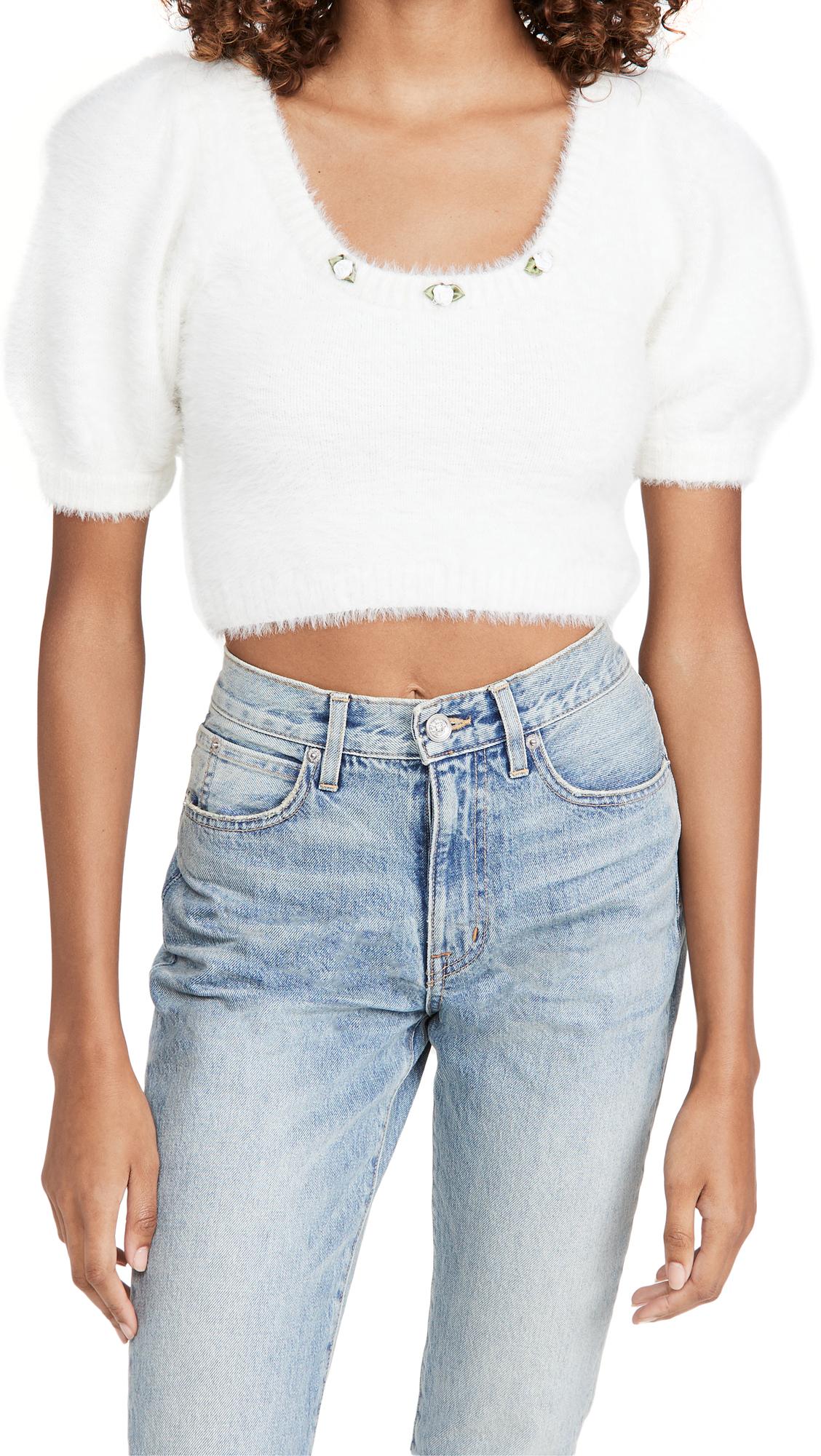 For Love & Lemons Anastasia Sweater
