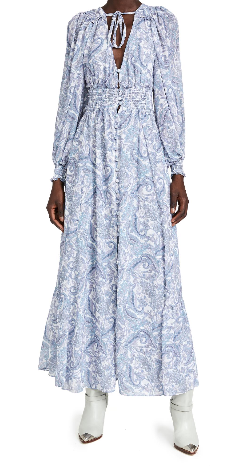 Janelle Maxi Dress