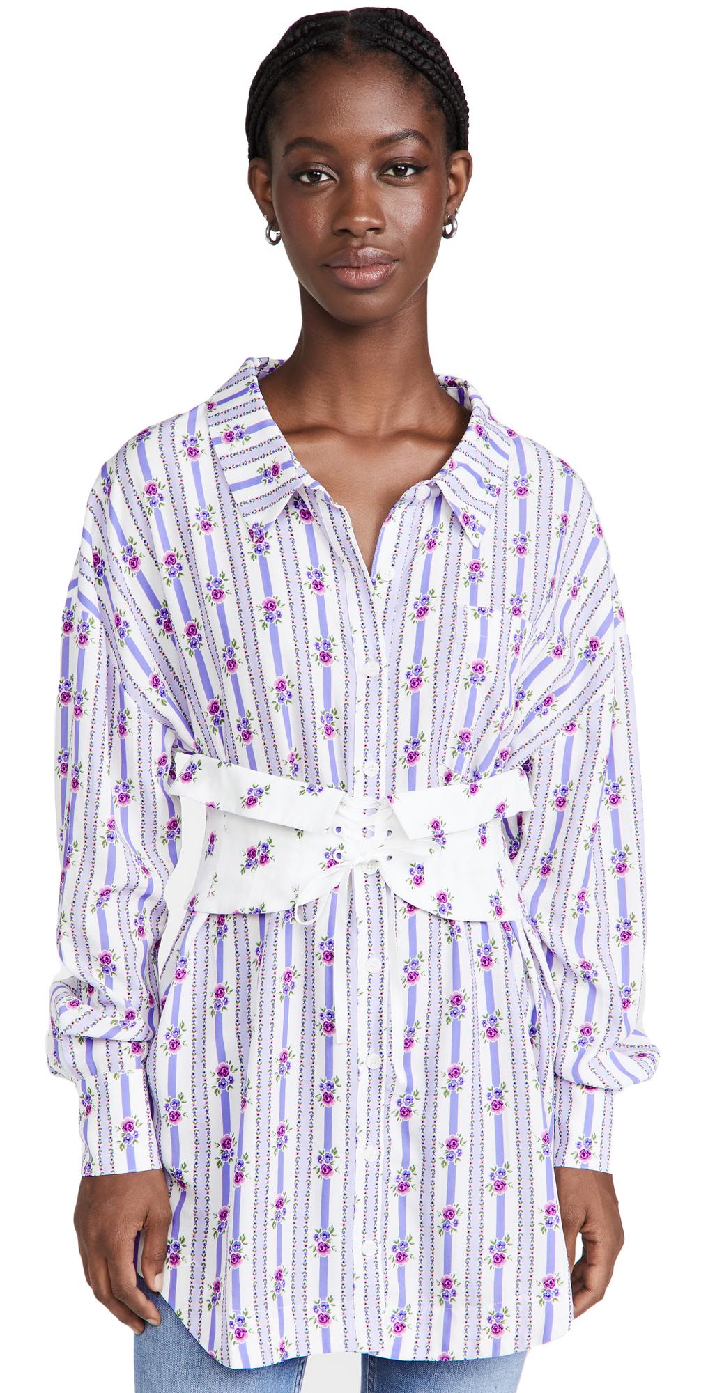Dahlia Boyfriend Shirt