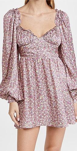 For Love & Lemons - Laurie Mini Dress