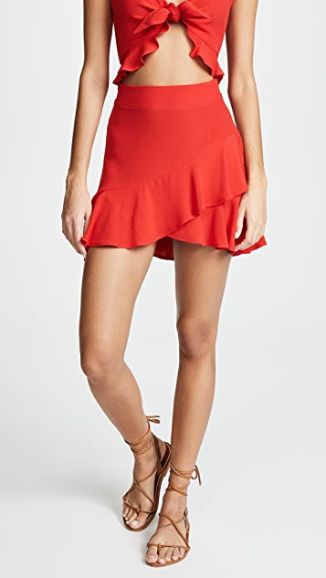 Flynn Skye Michelle Mini Skirt