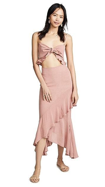 Flynn Skye Макси-платье Michelle