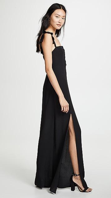 Flynn Skye Макси-платье Bardot
